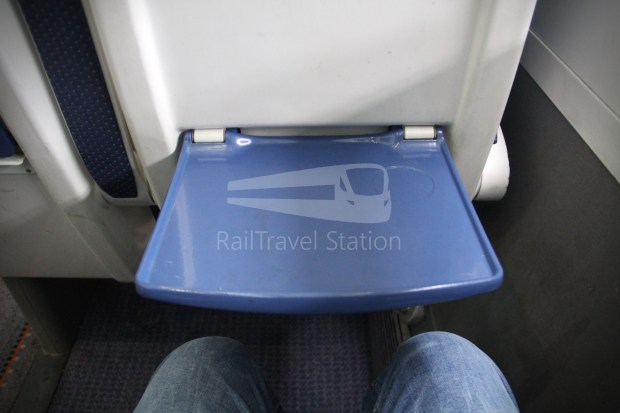 IE Irish Rail 22000 Class InterCity Railcar Exploration 031
