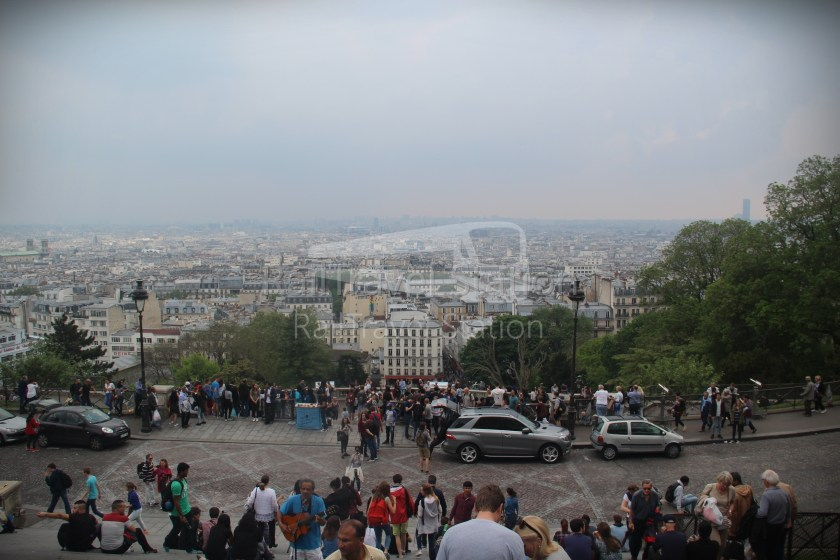 London to Singapore Day 15 Paris 08