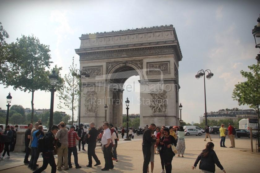 London to Singapore Day 15 Paris 11