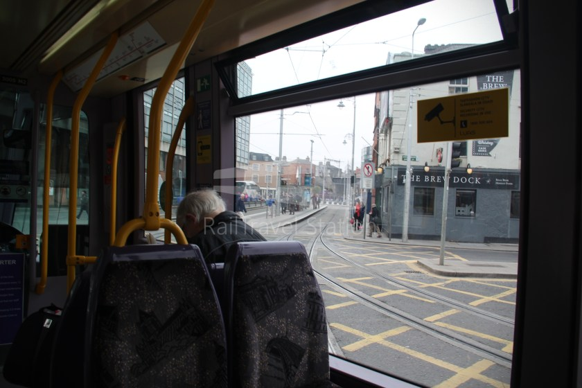Luas Red Line Connolly Railway Station Heuston Railway Station 012