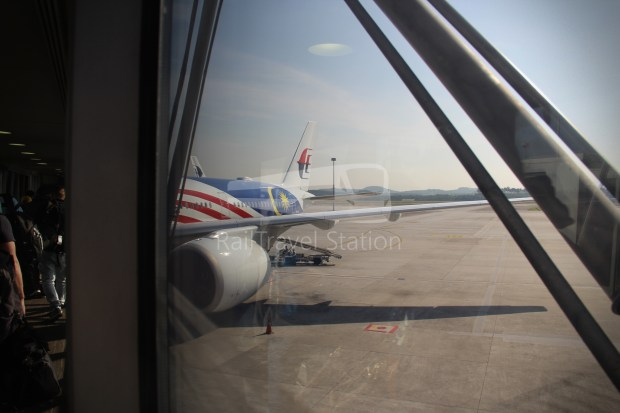 Malaysia Airlines MH4 KUL LHR 019