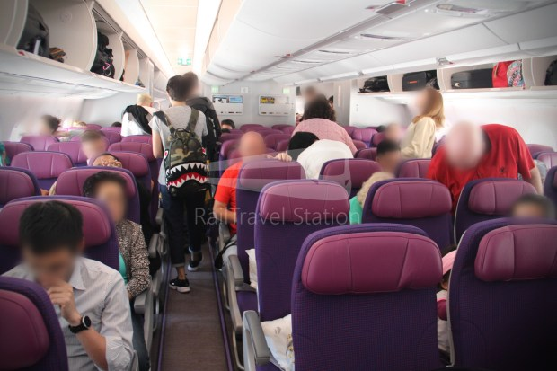 Malaysia Airlines MH4 KUL LHR 027