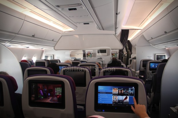 Malaysia Airlines MH4 KUL LHR 032