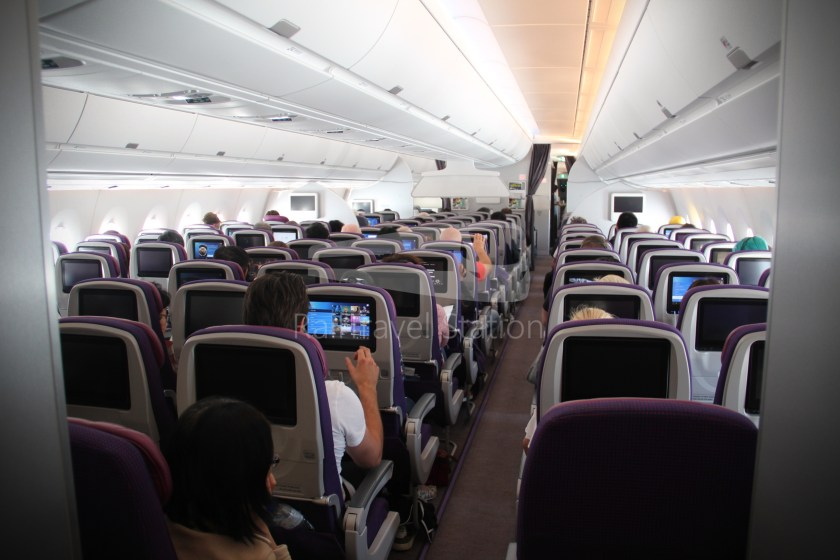 Malaysia Airlines MH4 KUL LHR 045