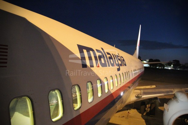 Malaysia Airlines MH602 SIN KUL for LHR 039