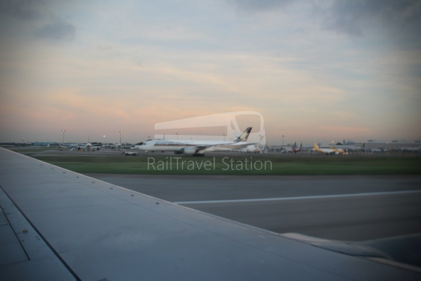 Malaysia Airlines MH602 SIN KUL for LHR 063