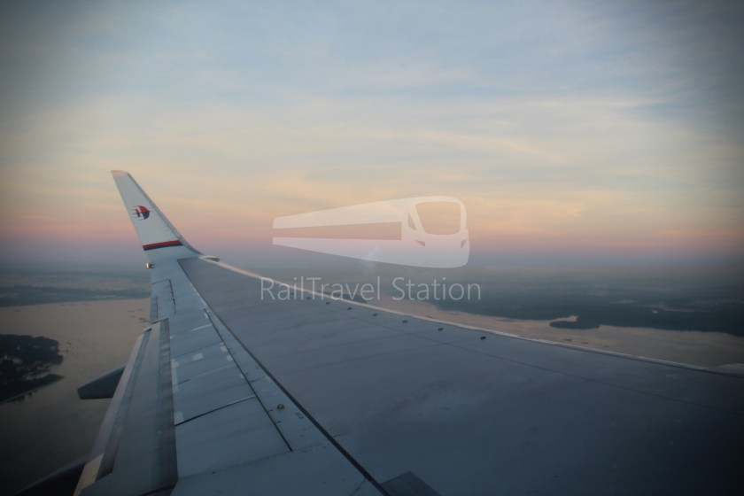 Malaysia Airlines MH602 SIN KUL for LHR 065