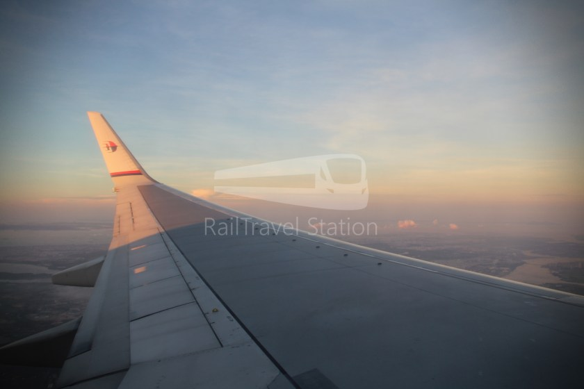 Malaysia Airlines MH602 SIN KUL for LHR 067