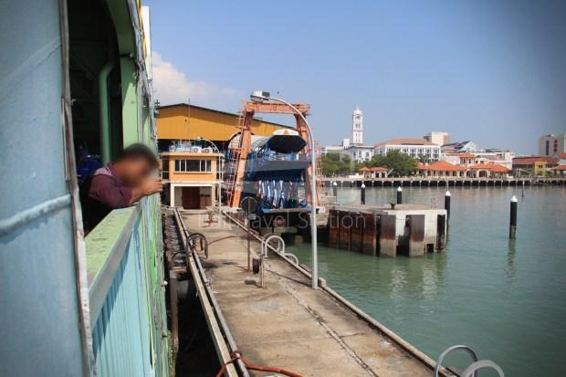 Rapid Ferry Georgetown Penang Sentral 006