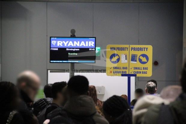Ryanair FR666 DUB BHX 039