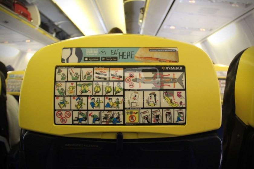 Ryanair FR671 BHX DUB 041