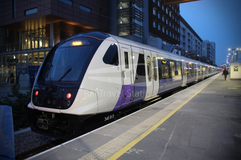 TfL Rail GWR Heathrow Terminal 4 Oxford 014
