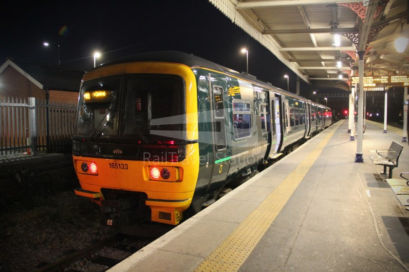 TfL Rail GWR Heathrow Terminal 4 Oxford 029