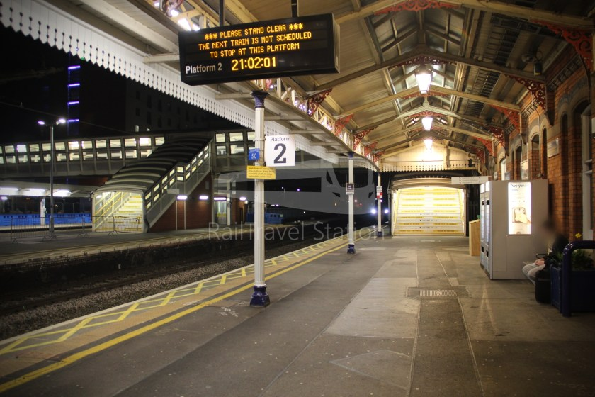 TfL Rail GWR Heathrow Terminal 4 Oxford 033