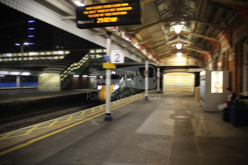 TfL Rail GWR Heathrow Terminal 4 Oxford 034