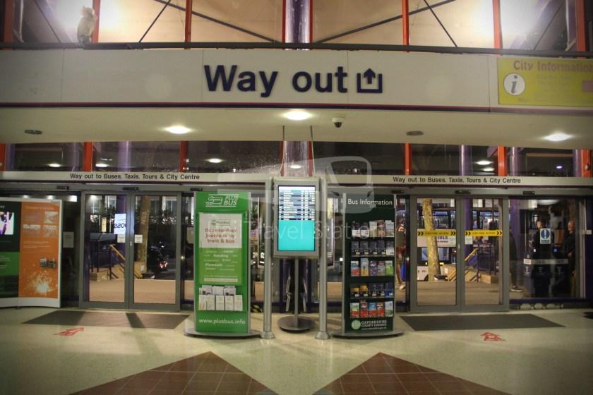 TfL Rail GWR Heathrow Terminal 4 Oxford 052