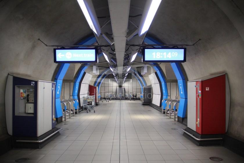 TfL Rail Heathrow Express Terminal 4 Terminal 5 014