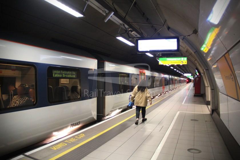 TfL Rail Heathrow Express Terminal 4 Terminal 5 016