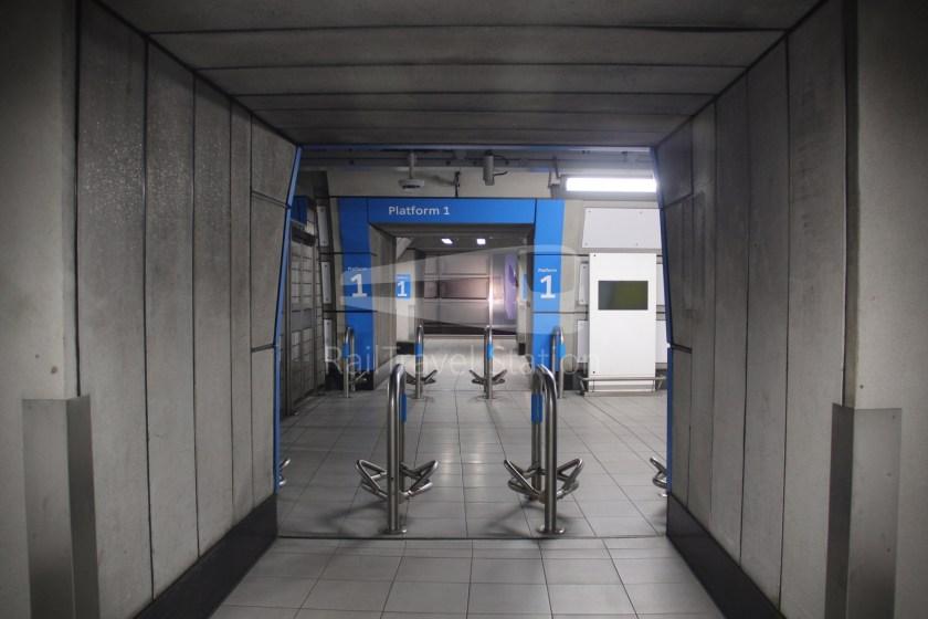 TfL Rail Heathrow Express Terminal 4 Terminal 5 034
