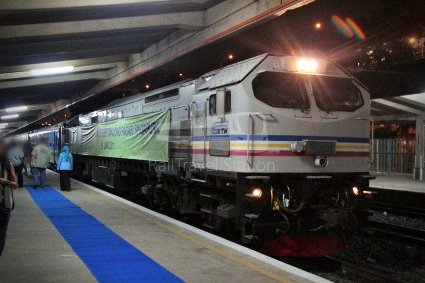 1030up Tren Khas Terakhir Stesen Tanjong Pagar Singapura 029