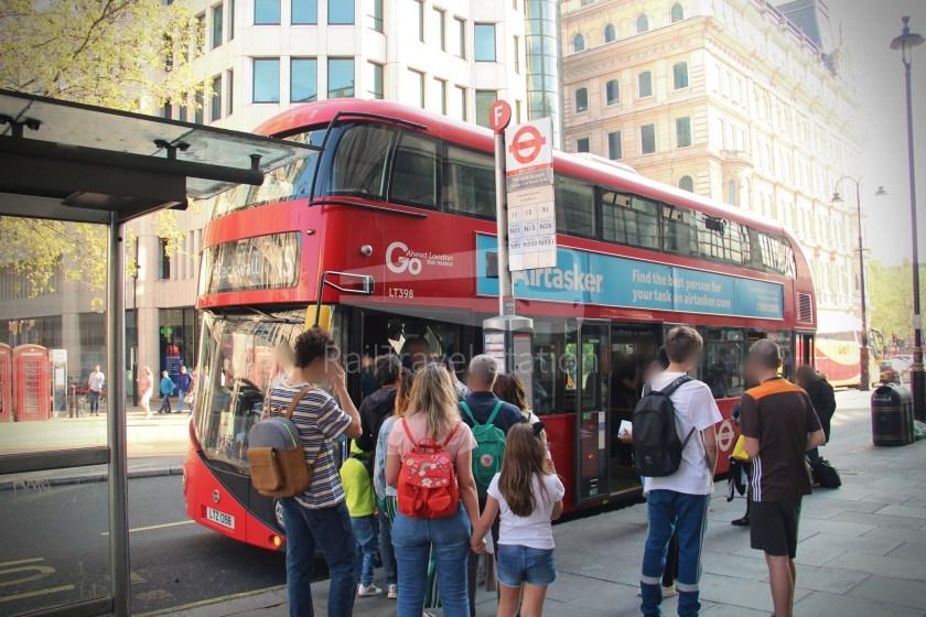 15H (Heritage) Charing Cross Trafalgar Square Tower of London 021