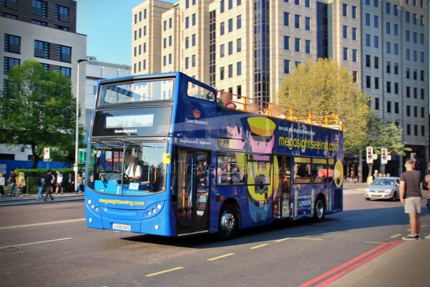 15H (Heritage) Charing Cross Trafalgar Square Tower of London 084
