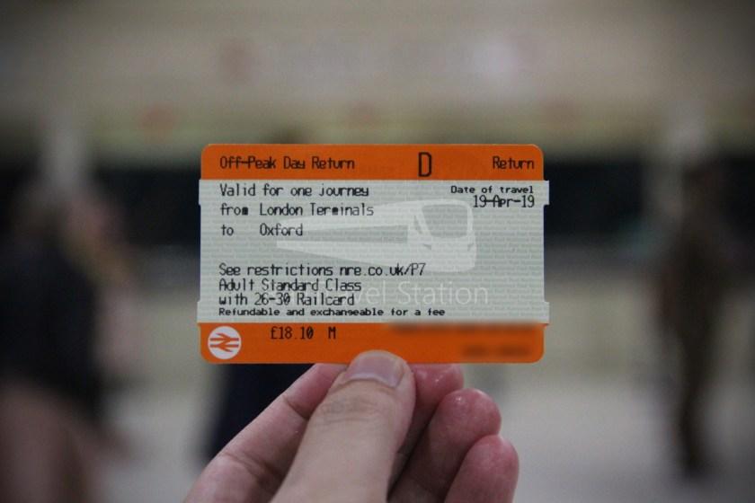 Chiltern Railways London Marylebone Oxford 016