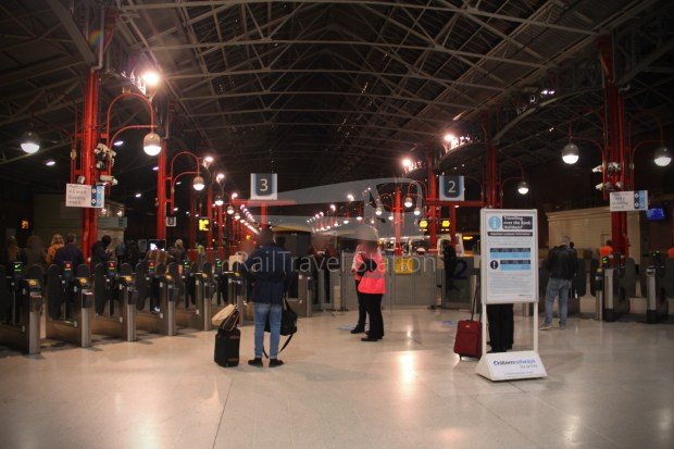 Chiltern Railways London Marylebone Oxford 017