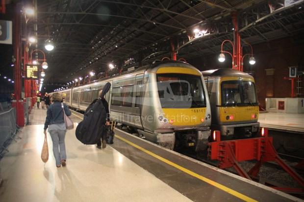 Chiltern Railways London Marylebone Oxford 020