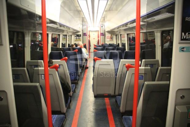 Chiltern Railways London Marylebone Oxford 028