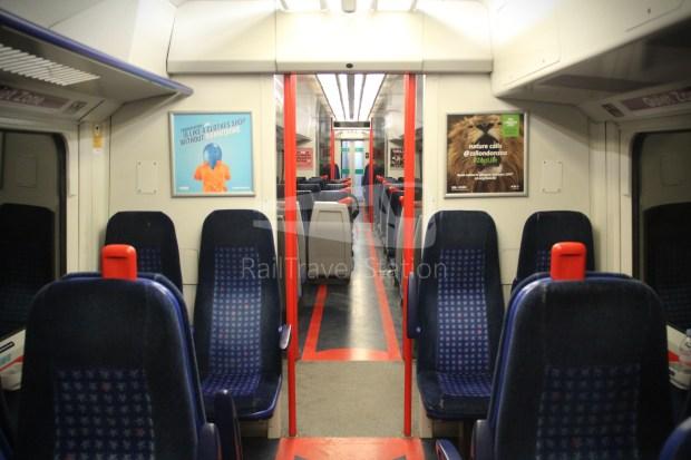 Chiltern Railways London Marylebone Oxford 037