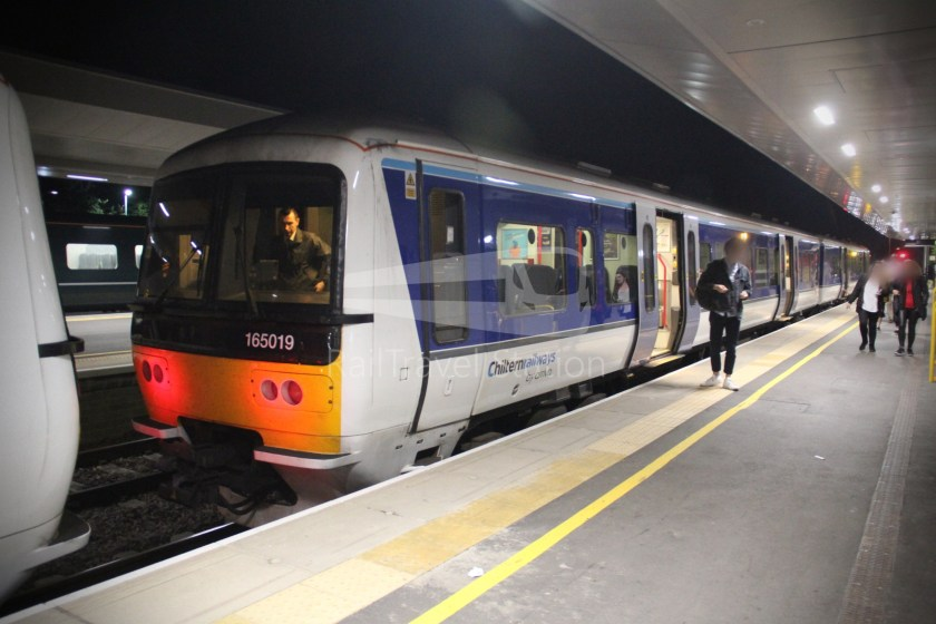 Chiltern Railways London Marylebone Oxford 042