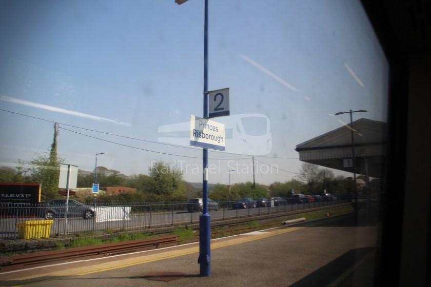 Chiltern Railways Oxford London Marylebone 045