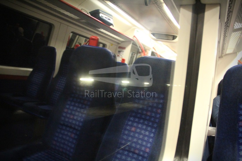Chiltern Railways Oxford London Marylebone 068