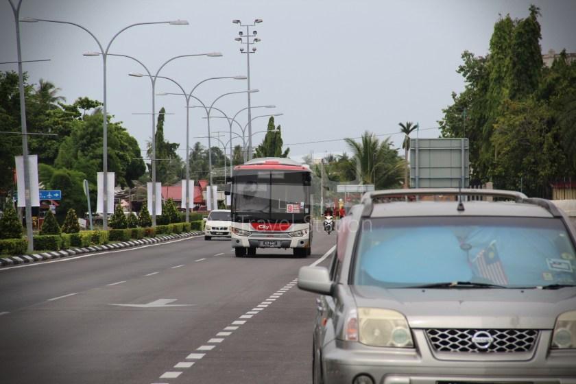 Cityliner Service 9 Airport Kota Bharu 004