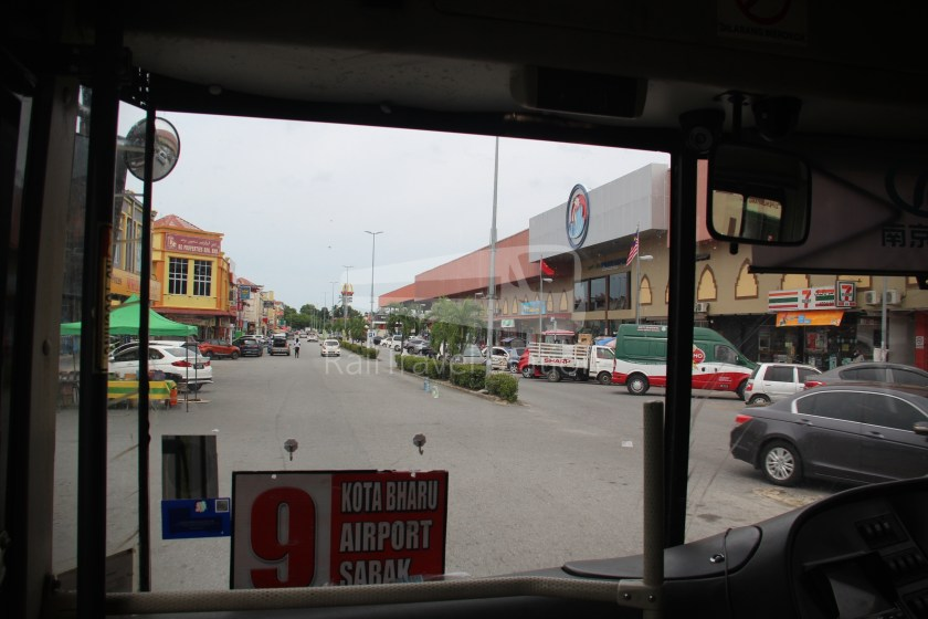 Cityliner Service 9 Airport Kota Bharu 015