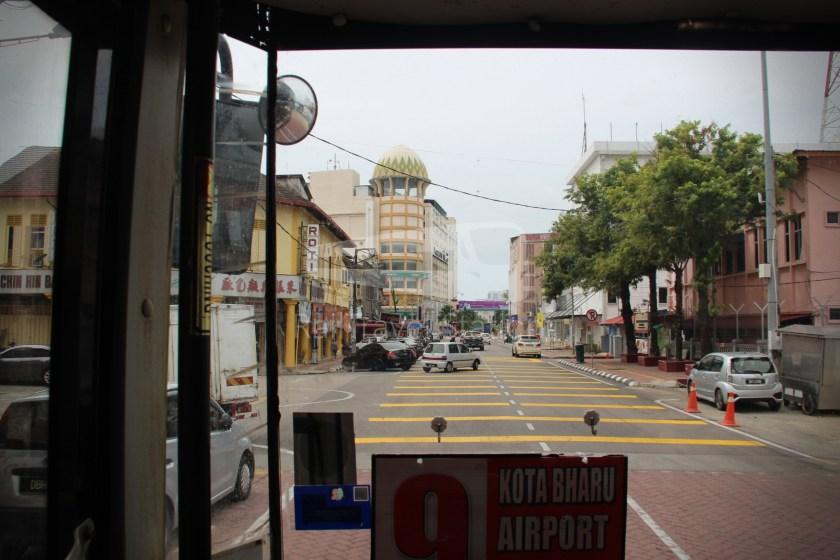 Cityliner Service 9 Airport Kota Bharu 024