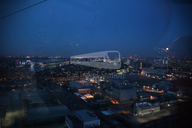 Emirates Air Line Emirates Greenwich Peninsula Emirates Royal Docks Sunset 029