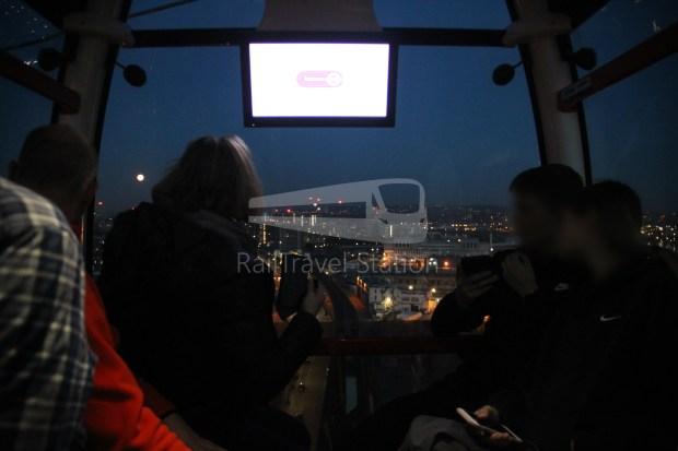 Emirates Air Line Emirates Greenwich Peninsula Emirates Royal Docks Sunset 035