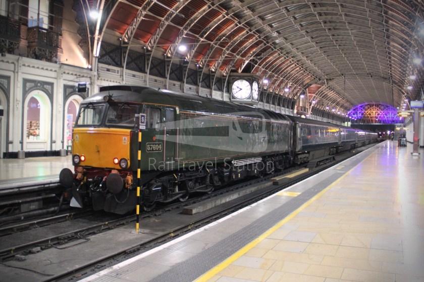 GWR London Paddington Oxford 012