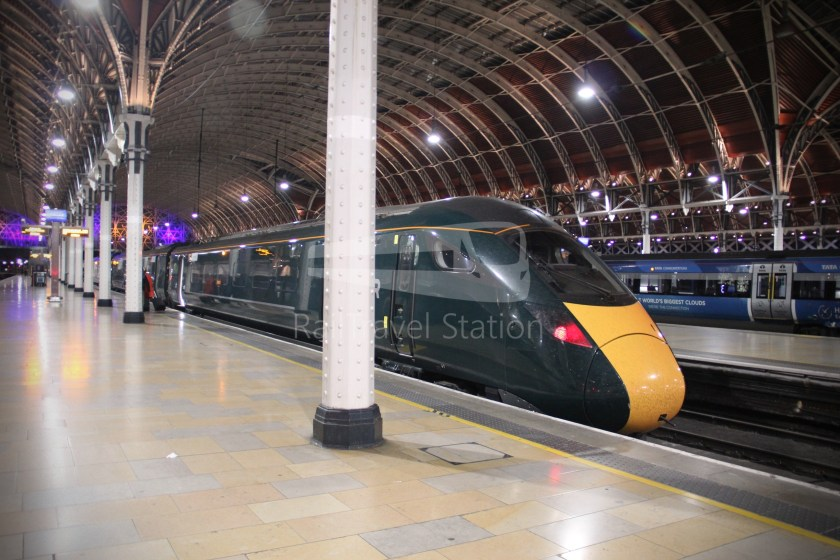 GWR London Paddington Oxford 013