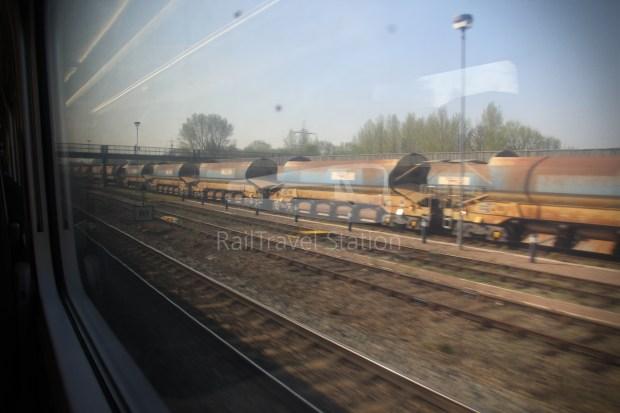 GWR Oxford London Paddington 012