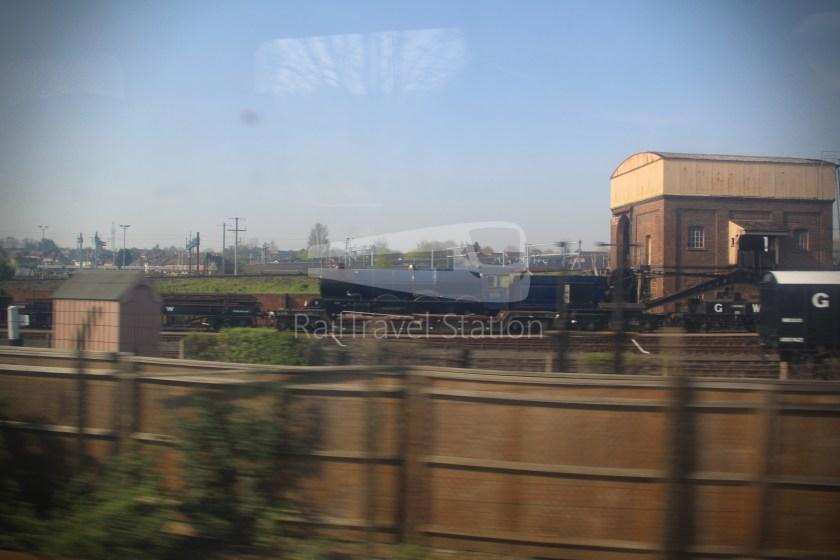 GWR Oxford London Paddington 019