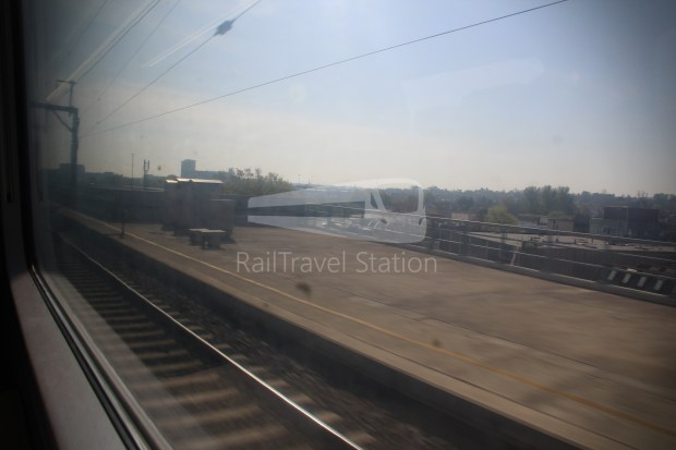 GWR Oxford London Paddington 023