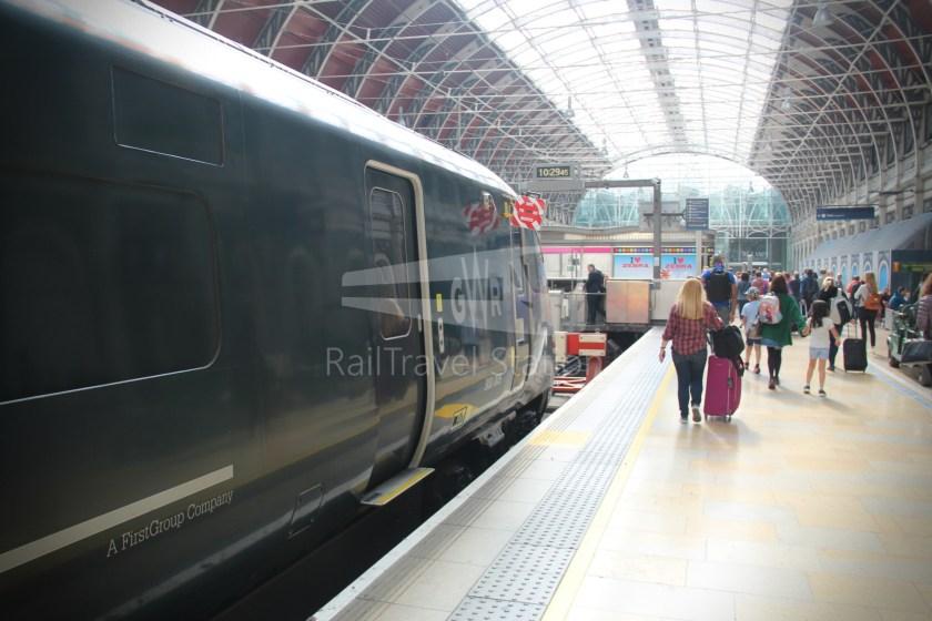 GWR Oxford London Paddington 041