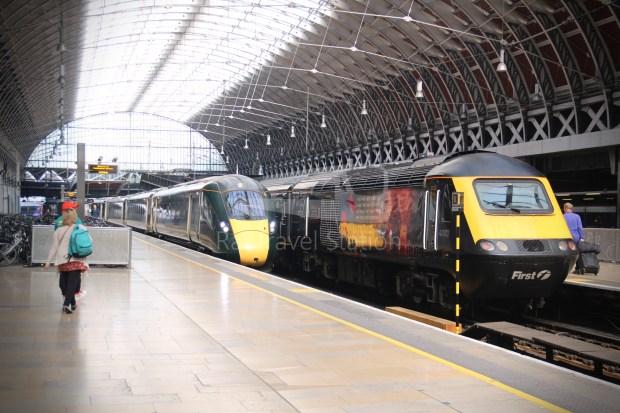 GWR Oxford London Paddington 054