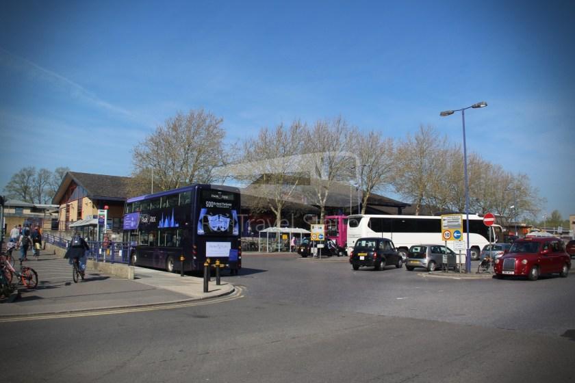 GWR Oxford London Paddington Advance Single 001