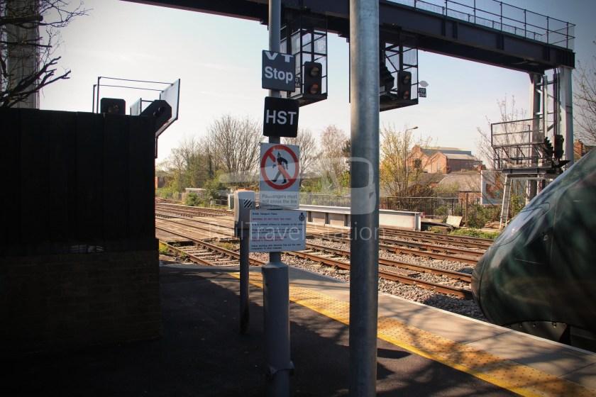 GWR Oxford London Paddington Advance Single 014