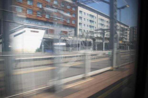 GWR Oxford London Paddington Advance Single 041
