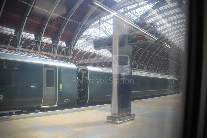 GWR Oxford London Paddington Advance Single 057